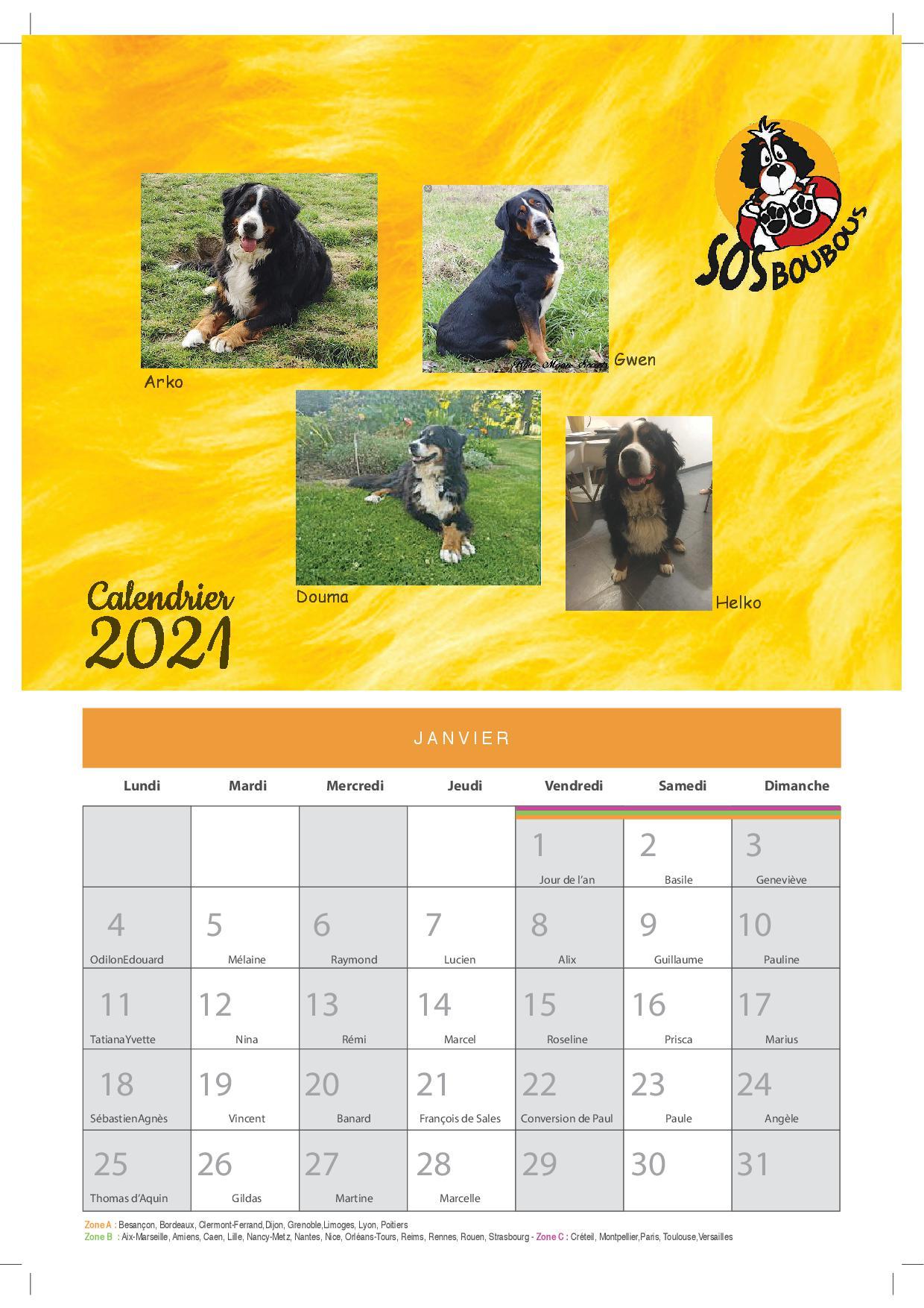 Calendrier Expo Canine 2021 SOS BOUBOUS Actualités Archive   SOS BOUBOUS